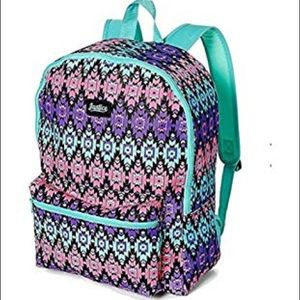 Justice Southwest Sparkle Backpack Multi color
